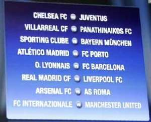 16 Besar Liga Champion Eropa